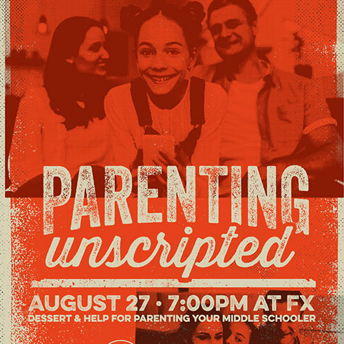 Parenting Unscripted