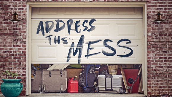 Address the Mess Series